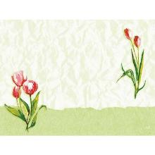 Dunicel placemat 30x40 cm Red Tulip Productfoto