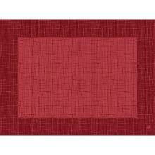 Duni Dunicel Linnea Bordeaux placemat 30x40 cm Productfoto