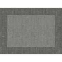Duni Dunicel Linnea Granite Grey placemat 30x40 cm Productfoto