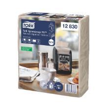 Tork Xpressnap Fit® dispenserservet 21.3x16.5 cm 2-laags naturel Productfoto
