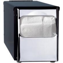 Servethouder zwart 25x30cm Productfoto