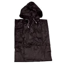 Regenponcho 1 maat zwart Productfoto