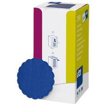 Druppelvanger celstof d 9cm 8l. blauw Productfoto