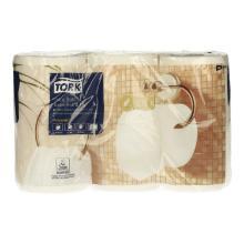 Tork T4 Premium toiletpapier rol 4-laags wit Productfoto