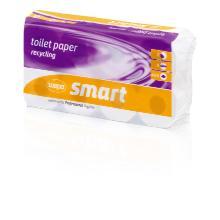 Smart toiletpapier wit 2-laags 400 vel Productfoto