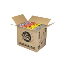 The Good Roll toiletpapier 2-laags 400 vel wit (individueel verpakt) 48 stuks Productfoto