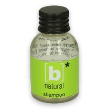 B Natural shampoo 30 ml (Ecolabel) Productfoto