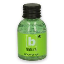 B Natural showergel 30 ml (Ecolabel) Productfoto