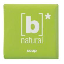 B Natural soap wrapped 20gr Productfoto