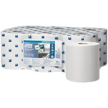 Tork Wiping Centerfeed poetspapier 270 m 1-laags wit Productfoto