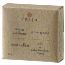 Prija vierkante zeep 25 gram in box Productfoto