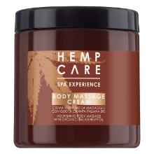 Hemp Care Spa exfoliating body scrub 250 ml Productfoto