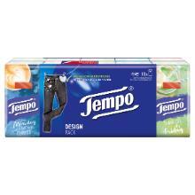Tempo Original papieren zakdoekjes 4 laags pakje a 10 stuks Productfoto