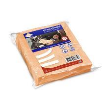 Werkdoek coffee towel hittebestendig 43x32cm oranje Chicopee Productfoto