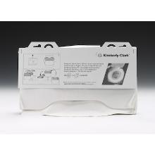 Kimberly-Clark papieren toiletbrildekje 125st Productfoto