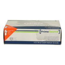 PrimeSource Vinyl handschoen XL wit ongepoederd HACCP Productfoto