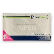 PrimeSource Vinyl handschoen S ongepoederd HACCP Productfoto