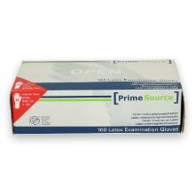 PrimeSource latex handschoen M wit ongepoederd HACCP Productfoto