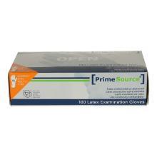PrimeSource latex handschoen XL wit gepoederd Haccp Productfoto