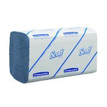 Kimberly-clark scott handdk bl 1l 21.5x31.5 Productfoto