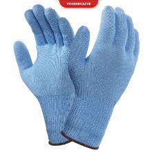 Snijhandschoen profood maat 8 lichtblauw Productfoto