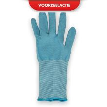 PrimeSource snijhandschoen universeel PrimeFood maat 10/XL blauw (per stuk) Productfoto