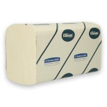 Kimberly Clark Kleenex handdoek 3-laags 21.5x31.5 cm wit Productfoto