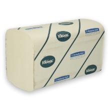 Kimberly Clark Kleenex handdoek 21.5x41.5 cm wit 2-laags Productfoto