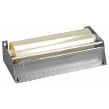 RVS folie dispenser 45 cm zilver Productfoto