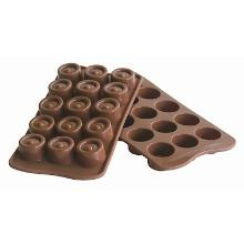 Chocoladevorm Vertigo type B 22x11 cm Productfoto