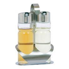 Menage rvs 2-dlg olie/azijn Productfoto