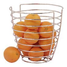 Fruitmand verchroomd Productfoto