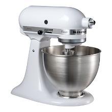 KitchenAid keukenmachine type K45 wit Productfoto