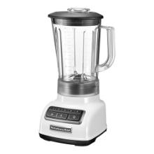 KitchenAid blender met beker 1.75L wit Productfoto