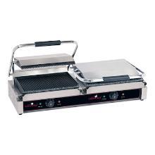 Caterchef duetto grande contact grill Productfoto