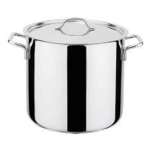 Kookpan met deksel hoog 24 cm ø 24 cm 10L Bistro Productfoto