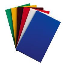 Snijblad basic 50x30cm blauw Productfoto