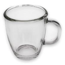 Glazen koffiebeker 36 cl Productfoto