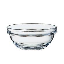 Schaal 10cm glas empilable sala/arc Productfoto