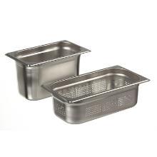 Gastronormbak 1/2 GN 32.5x26.5x10cm zonder grepen interlux Productfoto