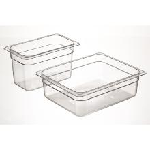 Gastronormbak 1/2 GN 10cm 24cw-135 pp clear cambro Productfoto