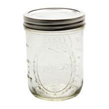 Ball Mason Jar glazen weckpot Pint 475 ml met deksel Productfoto
