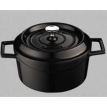 Lava Cooking gietijzeren braadpan ø 32 cm 10L zwart Productfoto