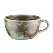 Bonna porseleinen koffiekop Coral 25 cl groen Productfoto