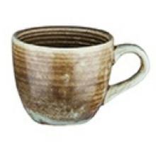 Bonna porseleinen koffiekop Coral 8 cl groen Productfoto