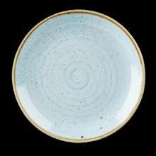 Churchill Stonecast Duck Egg Blue coupe bord ø 28.8 cm Productfoto