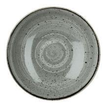 Churchill Stonecast Peppercorn Grey coupe pasta bord ø 24.8 cm Productfoto