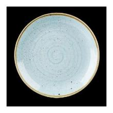 Churchill Stonecast Duck Egg Blue coupe plat bord 21.7cm Productfoto