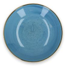 Churchill Stonecast Cornflower Blue coupe schaal ø 31 cm Productfoto