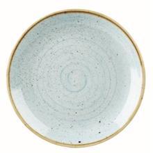 Churchill Stonecast Duck Egg Blue Coupe bord ø 26 cm Productfoto